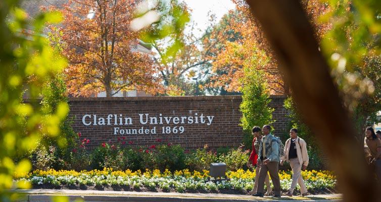 Claflin_Entrance